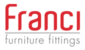 We use Franci Furniture Fittings and Accessories